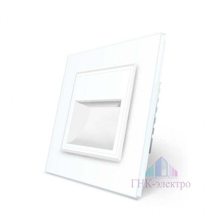 Подсветка лестницы, пола Livolo, цвет белый